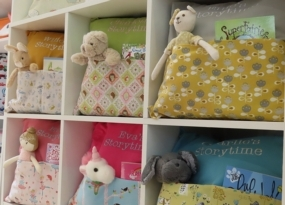 Storytime Cushions