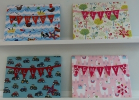 Large Bunting Boards