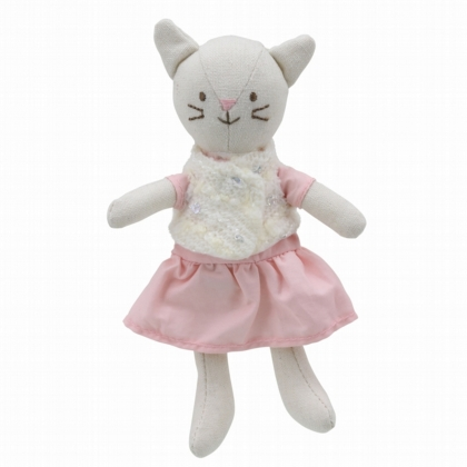 Wilberry Collectables Cat Girl