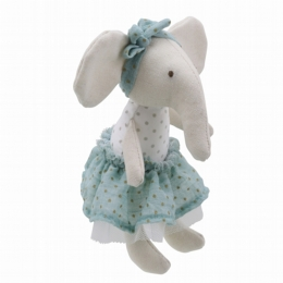 Wilberry Collectables Elephant Girl