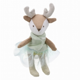 Wilberry Collectables Deer Girl