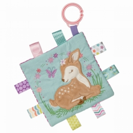 Flora Fawn Crinkle Me Taggie