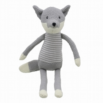 Wilberry Knitted Fox