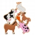 Farm Animal Play Set (Wood)