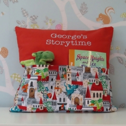 Knights Castle Storytime Cushion