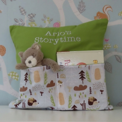 Bear Hunt Storytime Cushion