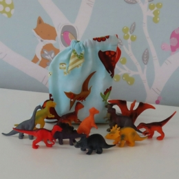 Dinosaur Mini Animal Set