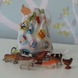 Farm Mini Animal Set