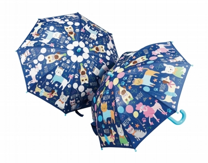 Pets Magic Colour Changing Umbrella