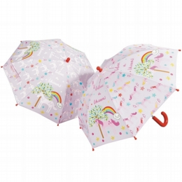 Unicorn Magic Colour Changing Umbrella
