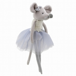 Wilberry Dancers Grey Mouse