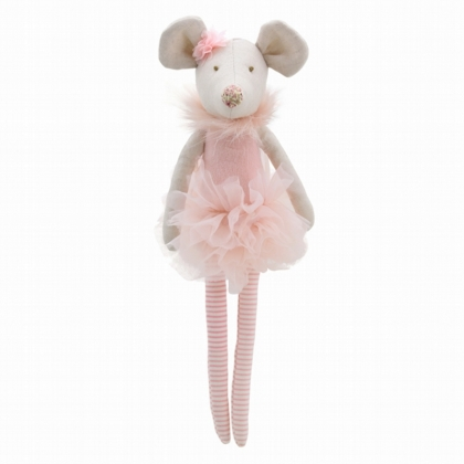 Wilberry Dancers Pink Mouse