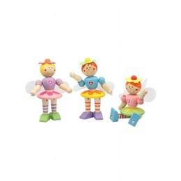 Flexi Fairy Figure