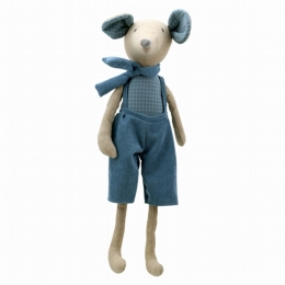 Wilberry Linen Large Boy Mouse