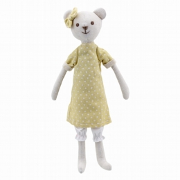 Wilberry Linen Bear Girl