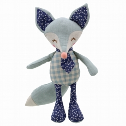 Wilberry Linen Blue Fox