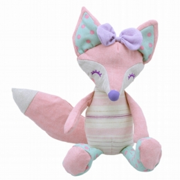 Wilberry Linen Pink Fox