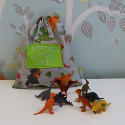 Dinosaur Animal Play Set