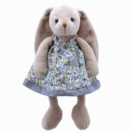 Blue Wilberry Friends Mrs Rabbit