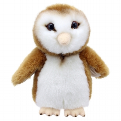 Wilberry Mini Barn Owl