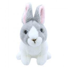 Wilberry Mini Rabbit (Grey)